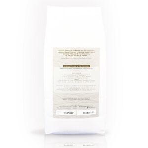 farina integrale back label