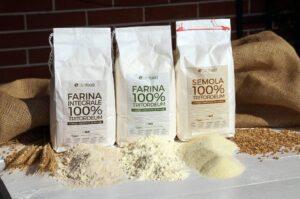 farina farina bio semola di tritordeum