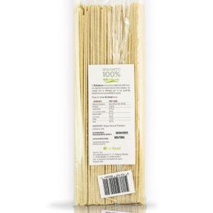 spaghetti back label